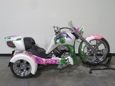 Used 2012 Special Construction Custom Trike