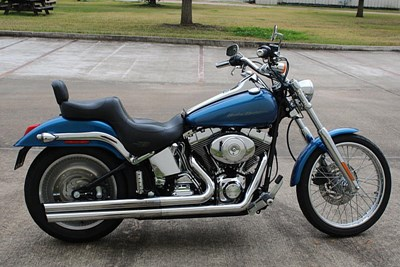 Used 2006 Harley-Davidson® Softail® Custom