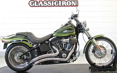 Used 2008 Harley-Davidson® Trailer