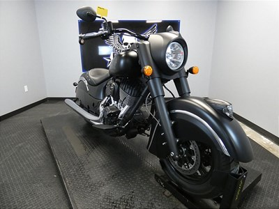 Used 2018 Indian® Motorcycle Chief Dark Horse®