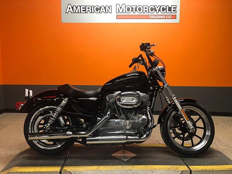 Photo of a 2018 Harley-Davidson® XL883L Sportster® SuperLow®