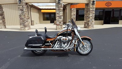 Used 2008 Harley-Davidson® Screamin' Eagle® Road King®