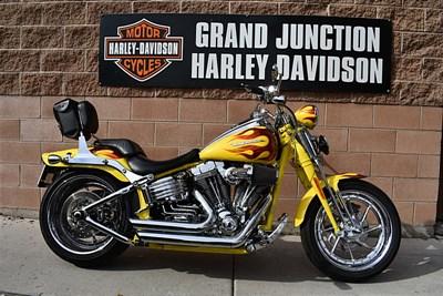 Used 2009 Harley-Davidson® CVO™ Softail® Springer®
