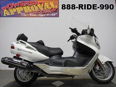Used 2012 Suzuki Burgman 650 Exec