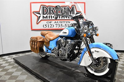 Used 2019 Indian® Motorcycle Chief® Vintage