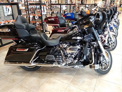 Used 2018 Harley-Davidson® Electra Glide® Ultra Classic®