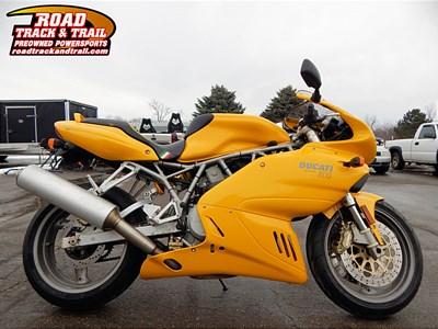 Used 2005 Ducati Supersport 800