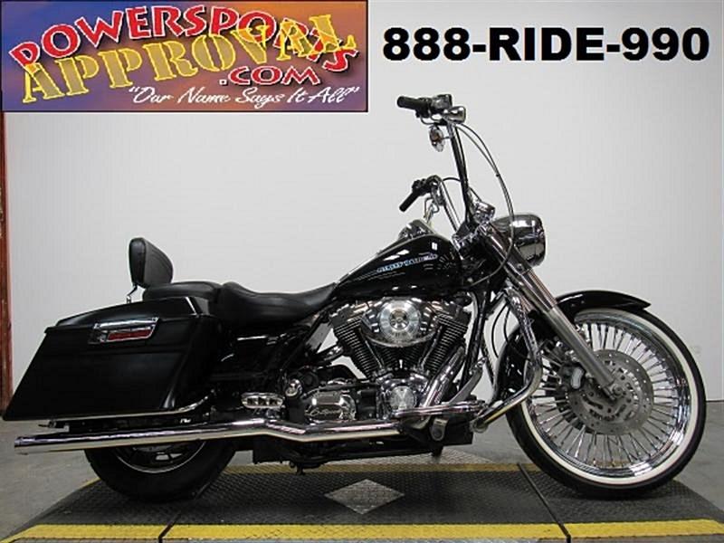 Photo of a 2005 Harley-Davidson® FLHRS/I Road King® Custom