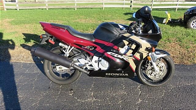 1998 Honda Cbr600f3 Cbr600f3 Marengo Illinois 888622 Cyclecrunch