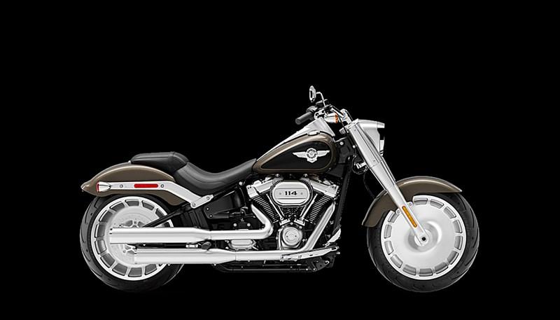 Photo of a 2020 Harley-Davidson® FLFBS  Fat Boy® 114
