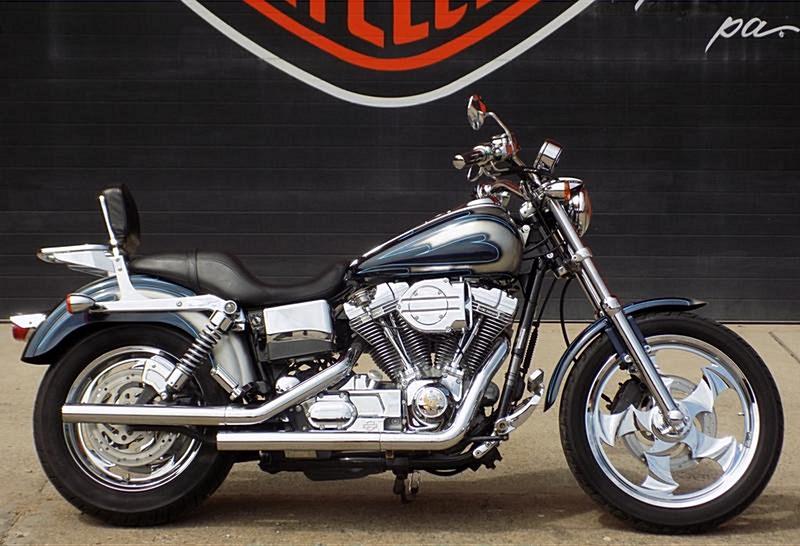 2005 Harley-Davidson® FXDC/I Dyna® Super Glide® Custom