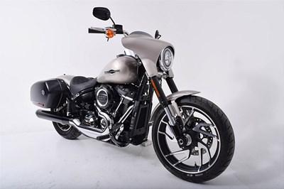 Used 2018 Harley-Davidson® Softail® Sport Glide™