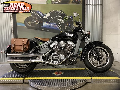 Used 2017 Indian® Motorcycle Scout™