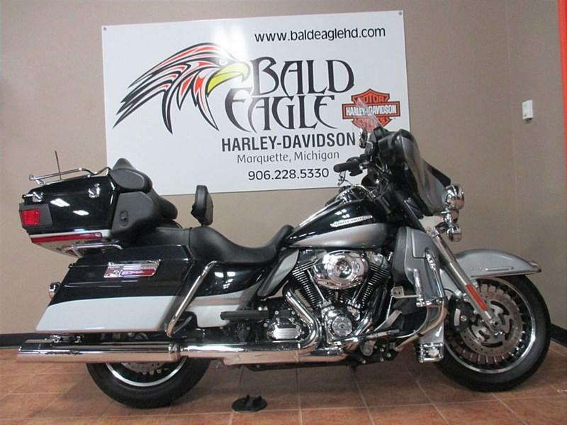 Photo of a 2012 Harley-Davidson® FLHTK Electra Glide® Ultra Limited
