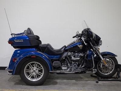 Used 2018 Harley-Davidson® Tri Glide® Ultra 115th Anniversary