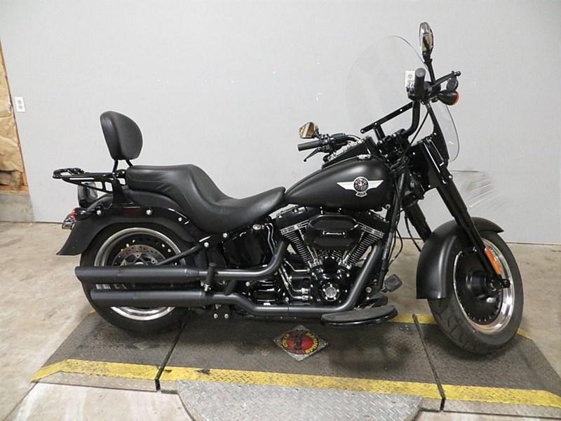 Photo of a 2016 Harley-Davidson® FLSTFBS Softail® Fat Boy® S