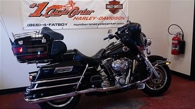 Used 1999 Harley-Davidson® Electra Glide® Ultra Classic® w/ Sidecar