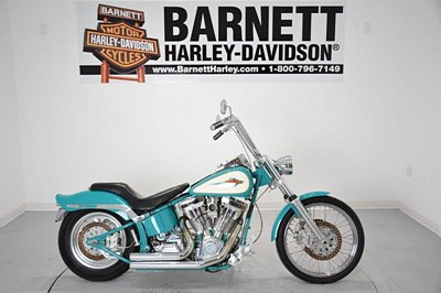 Used 1997 Special Construction Softail