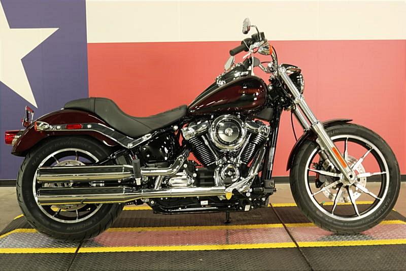 2019 Harley-Davidson® FXLR Softail® Low Rider® (Twisted ...