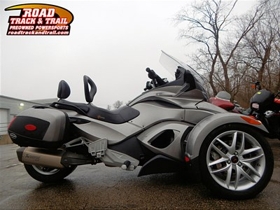 Used 2013 Can-Am Spyder ST