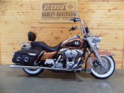Used 2008 Harley-Davidson® Road King® Classic Anniversary
