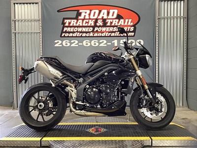 Used 2013 Triumph Street Triple ABS