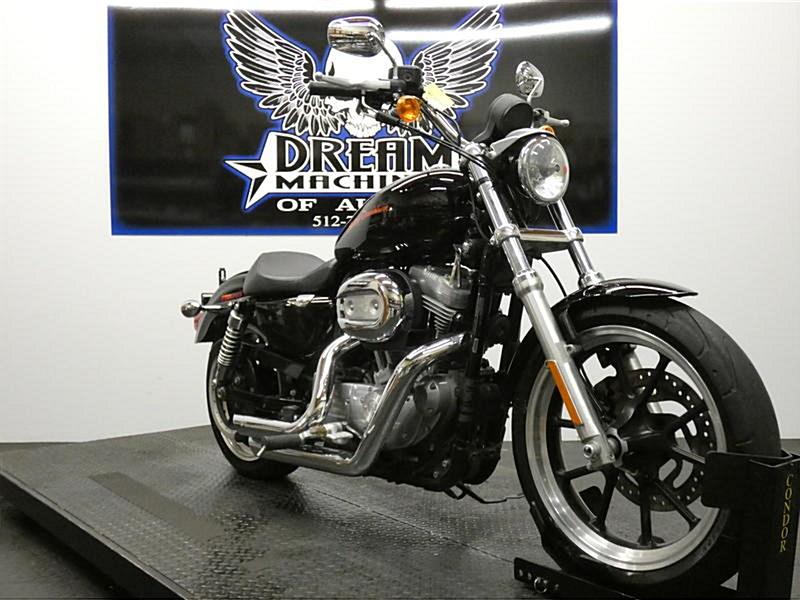 Photo of a 2014 Harley-Davidson® XL883L Sportster® 883 Superlow™