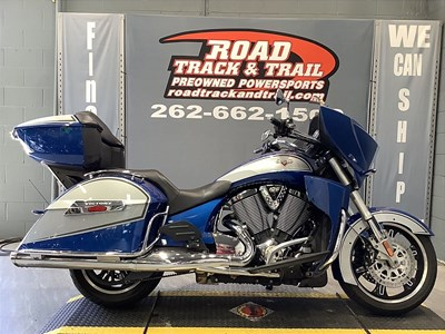 Used 2014 Victory Cross Country Tour®