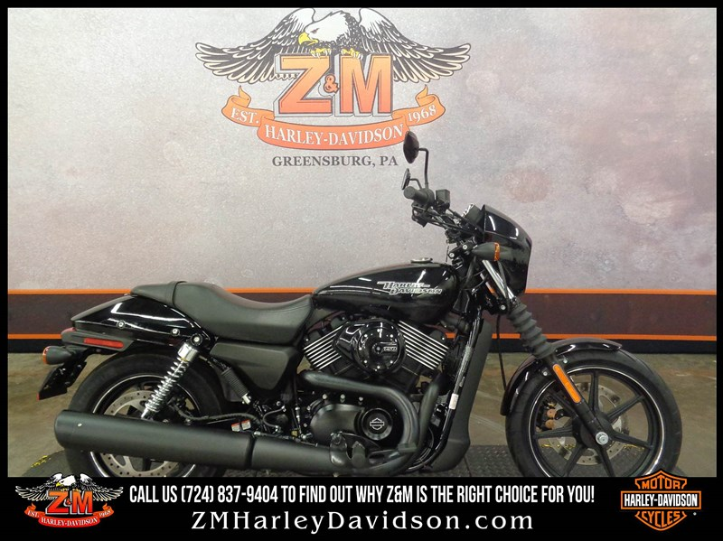 Photo of a 2017 Harley-Davidson® XG750 Street™ 750