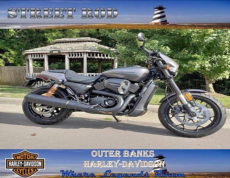 Photo of a 2017 Harley-Davidson® XG750A  Street Rod™