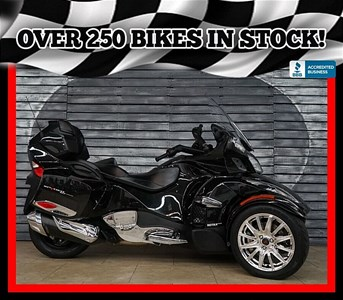 Used 2016 Can-Am Spyder RT Limited SE6