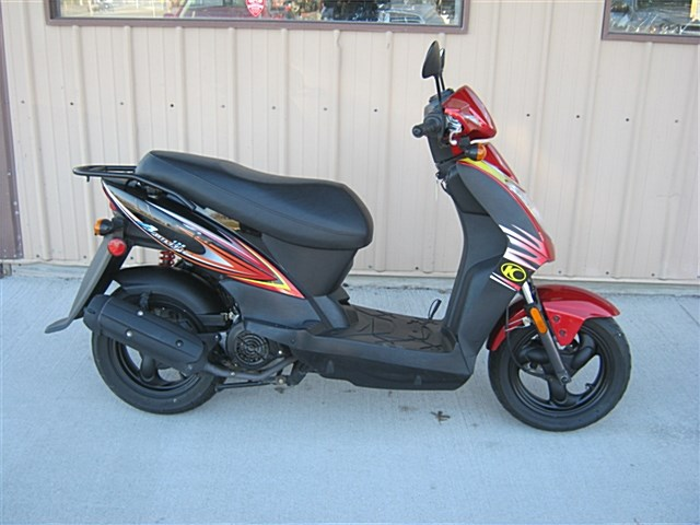 Photo of a 2009 Kymco  Agility 125