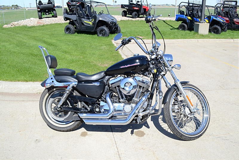 Photo of a 2013 Harley-Davidson® XL1200V Sportster® Seventy-Two™