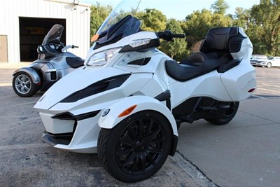 New 2018 Can-Am Spyder RT SE6