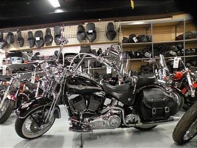 Used 2003 Harley-Davidson® Heritage Springer® Anniversary