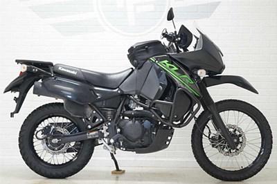 Used 2017 Kawasaki KLR650