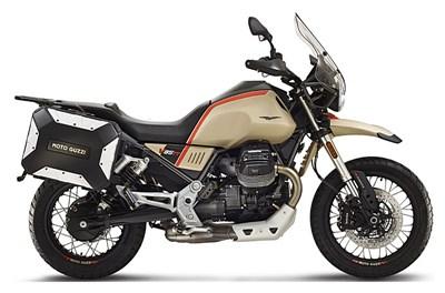 New 2020 Moto Guzzi V85 TT Travel