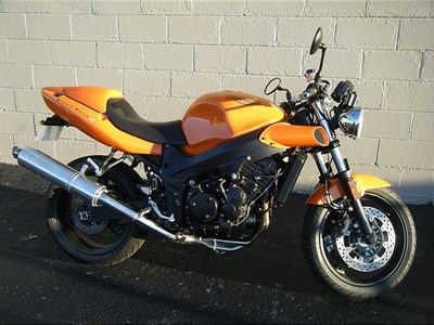 Used 2003 Triumph Speed Four