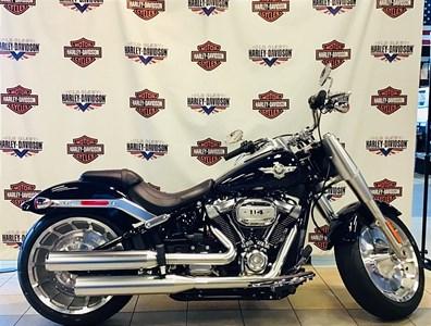 New 2020 Harley-Davidson® Fat Boy® 114
