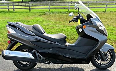 Used 2012 Suzuki Burgman 400 ABS
