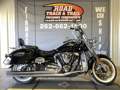 Used 2006 Yamaha Road Star Midnight Silverado