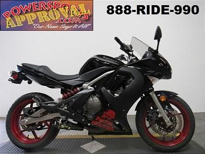 Used 2008 Kawasaki Ninja 650R