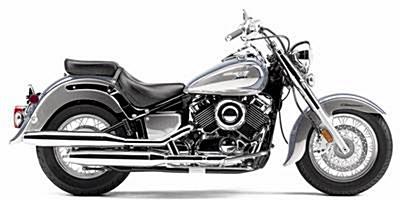 Used 2009 Yamaha V-Star 650 Classic