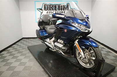 Used 2019 Honda® Gold Wing Tour Automatic DCT