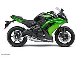 Photo of a 2014 Kawasaki EX650-F Sport Ninja 650 ABS