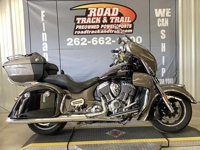 Used 2018 Indian® Motorcycle Roadmaster®