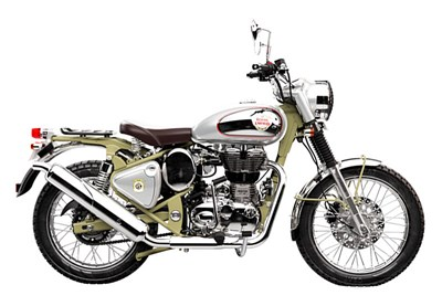 New 2020 Royal Enfield Bullet Trials Works Replica 500