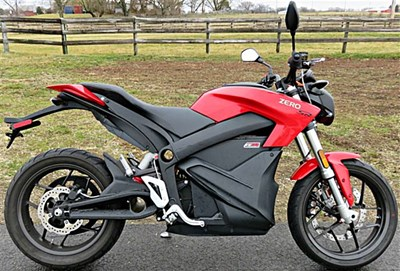 Used 2017 Zero Motorcycles SR ZF13.0 Electric