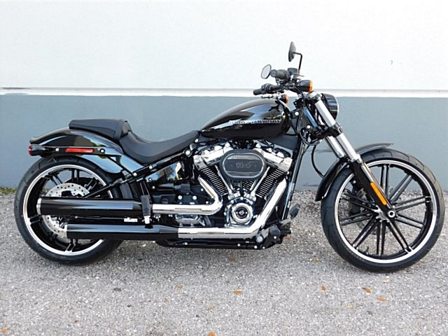 Photo of a 2019 Harley-Davidson® FXBRS Softail® Breakout® 114