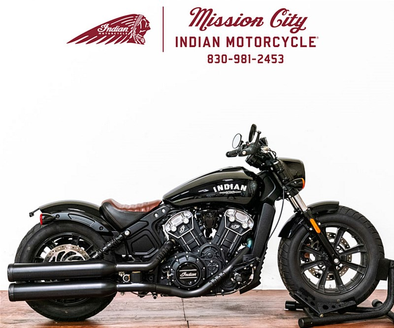 Photo of a 2018 Indian® Motorcycle  Scout® Bobber